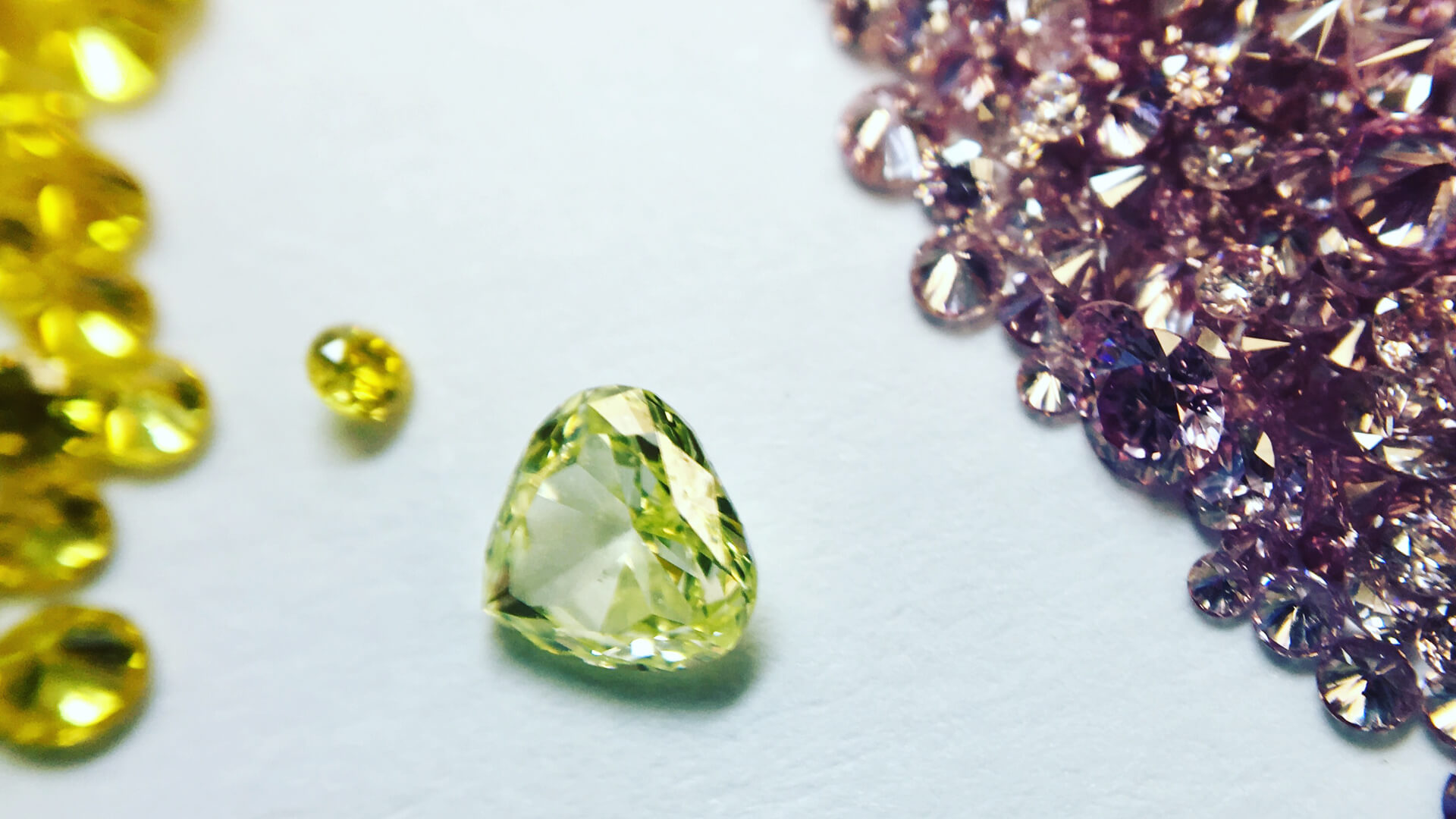 Cape Diamonds come in an extensive range